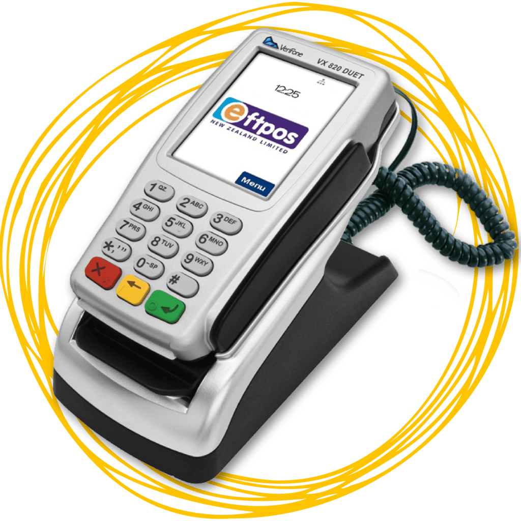 VX 820 Duet Payment Processing Terminal Credit Debit Machine