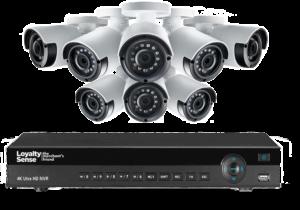 8Camera1TB POS Security System Main