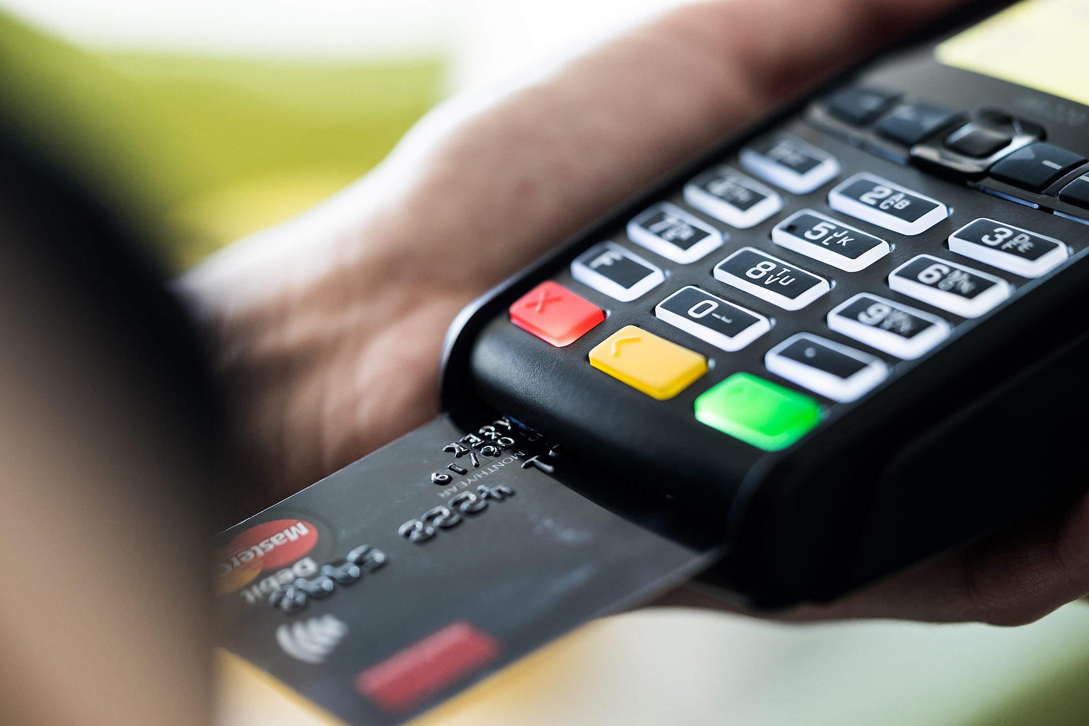 pos system credit card