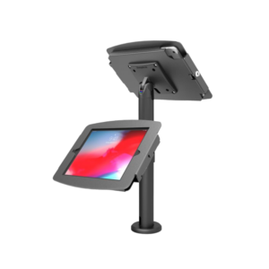 Vertical Dual iPad Kiosk